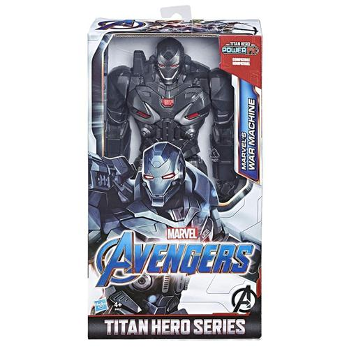 HASBRO GIOCATTOLI PERSONAGGI AVENGERS WAR MACHINE PERS. TITAN HERO FX MOVIE