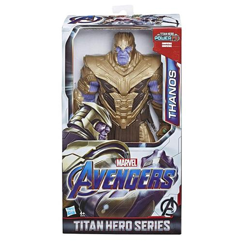 HASBRO GIOCATTOLI PERSONAGGI AVENGERS THANOS PERS. TITAN HERO FX MOVIE