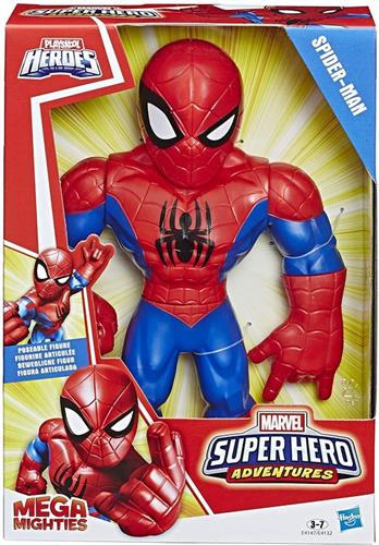 HASBRO GIOCATTOLI PERSONAGGI MARVEL MEGA MIGHTIES MEGA SPIDERMAN HASBRO
