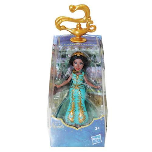 HASBRO BAMBOLE BAMBOLE HASBRO E5489EU40 DISNEY PRINCESS ALADDIN MOVIE SMALL DOLL MODELLI ASSORTITI