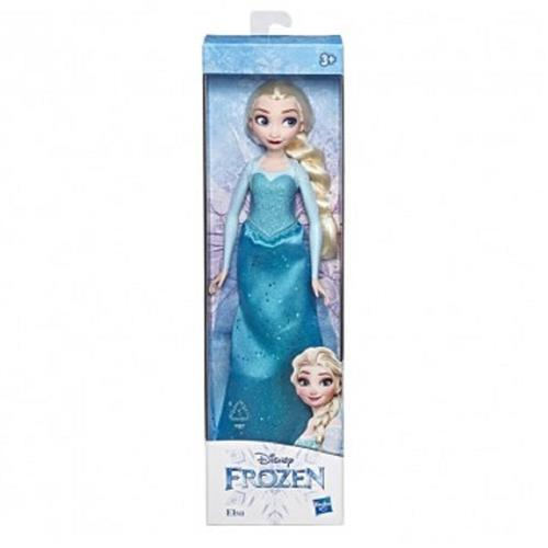 HASBRO BAMBOLE BAMBOLE FROZEN ELSA/ANNA FASHION DOLL BASE ASS.