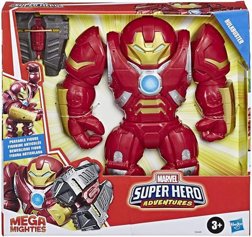 HASBRO GIOCATTOLI PERSONAGGI SUPER HERO ADVENTURES MEGA MIGHT HULKBUSTER
