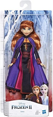 HASBRO BAMBOLE BAMBOLE FROZEN 2 FASHION DOLL BASE ASS.