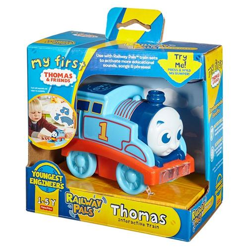 FISHER PRICE GIOCATTOLI PERSONAGGI MY FIRST THOMAS ASS. FISHERP.