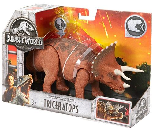MATTEL GIOCATTOLI ANIMALI JURASSIC WORLD RUGGI-SAURI ASS.