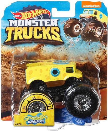 MATTEL GIOCATTOLI AUTO E VEICOLI VARI HOT WHEELS MONSTER TRUCKS ASS. BLISTER