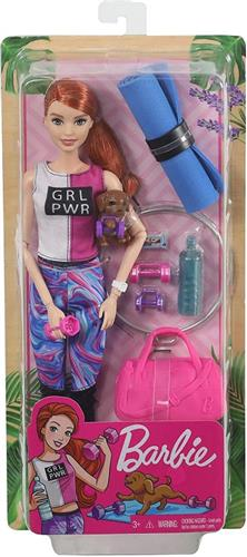 MATTEL BAMBOLE BAMBOLE BARBIE WELLNESS 3 MODELLI ASSORTITI