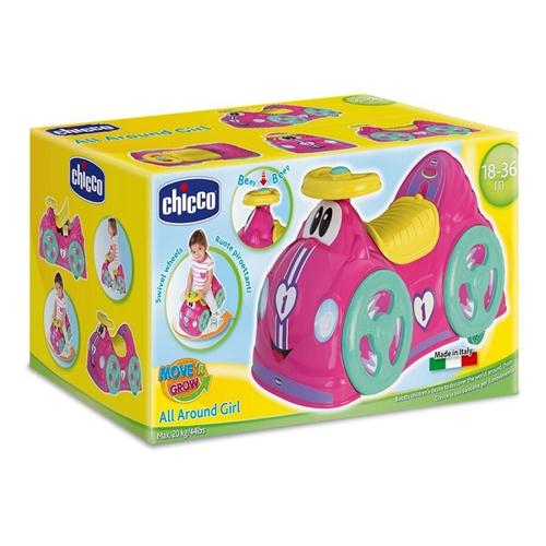 CHICCO PRIMA INFANZIA PRIMIPASSI CHICCO PRIMI PASSI ALL AROUND CON TRILLINO GIRL
