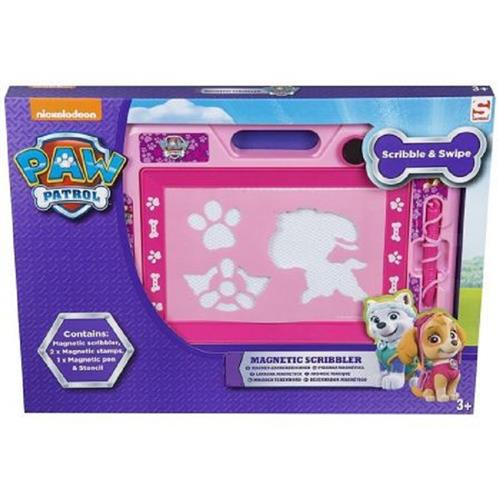 SPIN MASTER GIOCATTOLI LAVAGNE PAW PATROL GIRL LAVAGNA MAGNETICA 28X38 SPIN M.