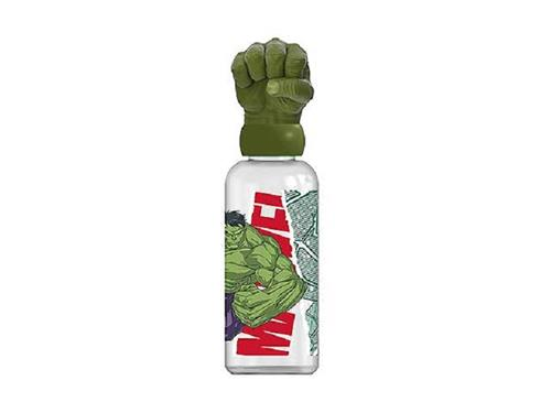 REAL TRADE ITALIA SRLS SCOLASTICA SET PAPPA HULK BORRACCIA TRITAN 3D 560 ML REAL TRADE