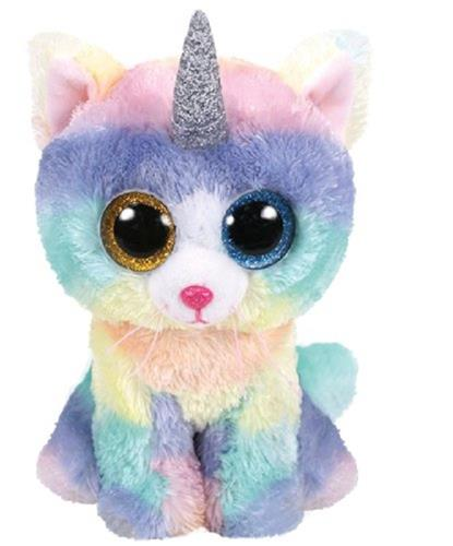 TY PELUCHE ANIMALI TY 15CM HEATHER T36250
