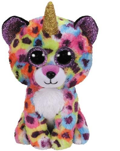 TY PELUCHE ANIMALI TY BEANIE BOOS GISELLE 15CM
