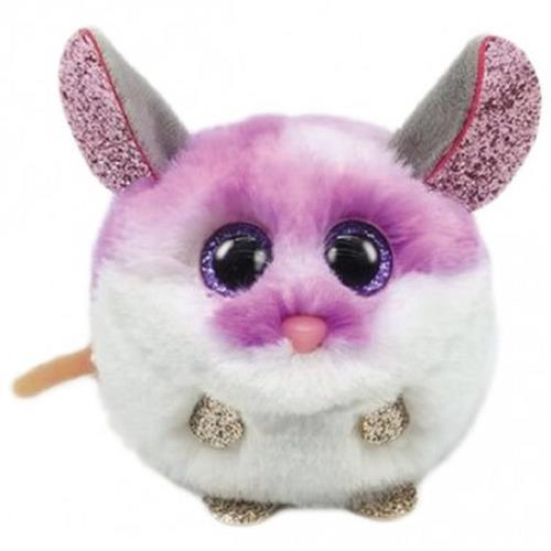 TY PELUCHE ANIMALI TY PUFFIES COLBY T42505 PELUCHE TONDO