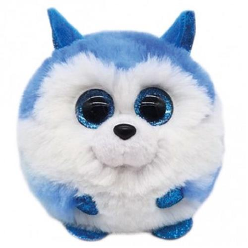 TY PELUCHE ANIMALI TY PUFFIES PRINCE T42513 PELUCHE TONDO