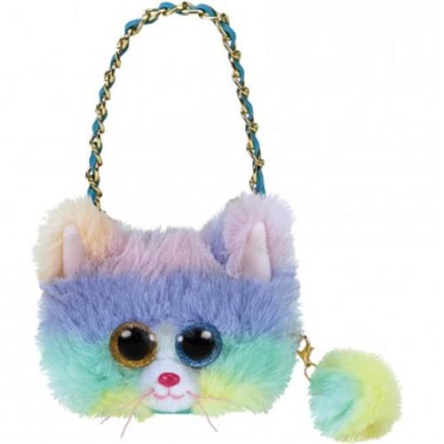 TY PELUCHE ANIMALI TY BORSETTA HEATHER T95217
